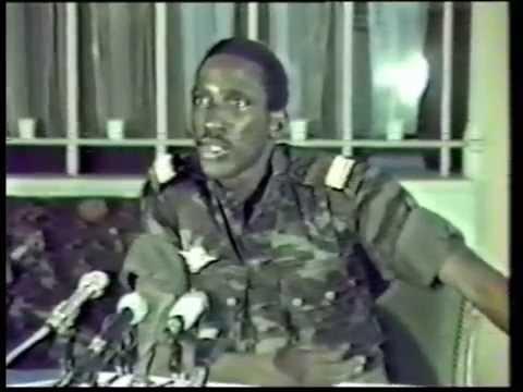 Thomas Sankara: two complete speeches