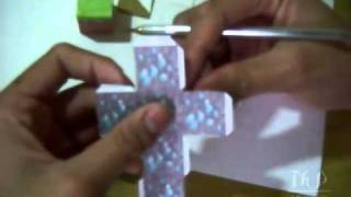 Minecraft: How to craft Minecraft Papercraft Template