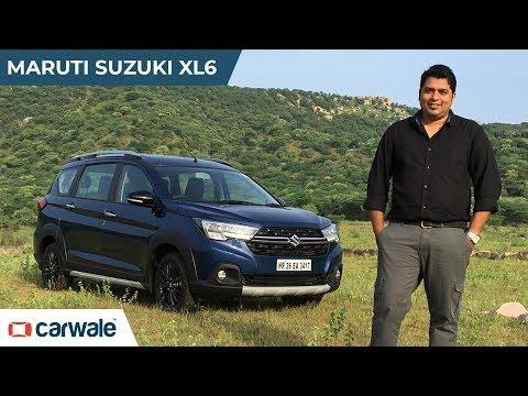Maruti Suzuki XL6   More Than Just A Beefed Up Ertiga?   CarWale