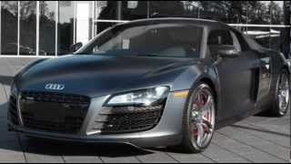 Audi R8 Exclusive Selection Editions 2012 Videos