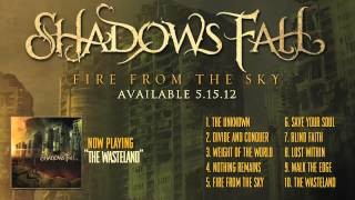 Shadows Fall - The Wasteland