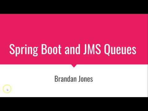 Add Item To JMS Queue In Spring Boot, ActiveMQ