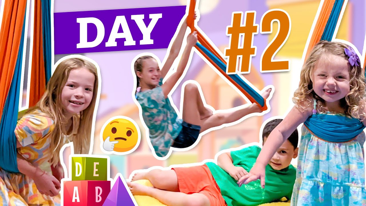 Last To Leave The Playroom Challenge!!