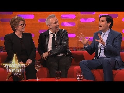 Stephen Mangan duces Himself as Robert De Niro... to Robert De Niro  The Graham Norton