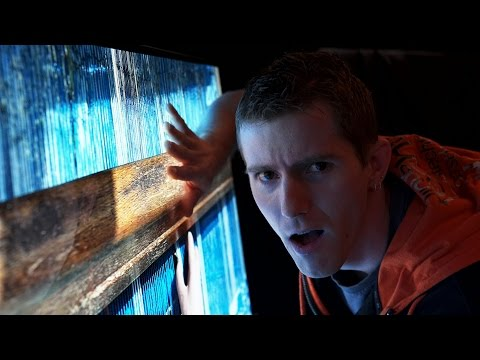 PRIVATE DEMO of Glass Speaker TV