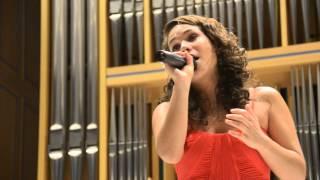 // Bésame Mucho //  LIVE // POP OPERA SINGER  #TatianaKallmann
