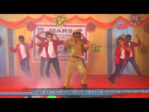 Jithu Jilladi Dance For MARS INTERNATIONAL SCHOOL STUDENTS