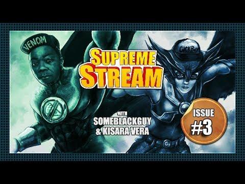 Supreme Stream #003 - 'Tariq Live' Terminated and Airbnb vs Asian