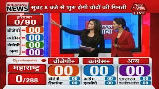 #ResultOnAajtak: Poll Of Polls के आंकड़े क्या कहते है ?
