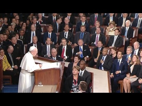 Special Report: Pope Francis addresses Congress