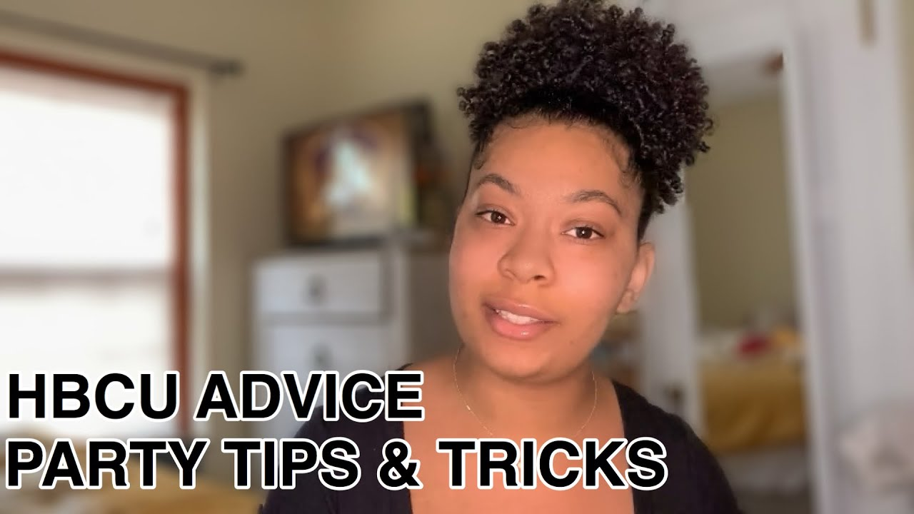 HBCU College Advice: Party Safety Tips!!