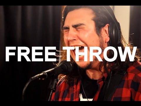 """Free Throw (Session #2) - """"Tongue Tied"""" Live at Little Elephant (3/3)"""