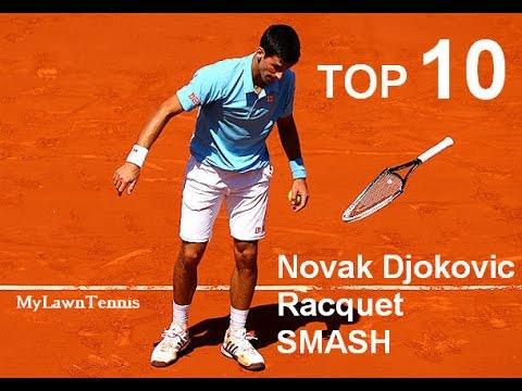 TOP 10 Best Djokovic Racquet (Racket) SMASH