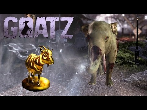 how to get all the trophies in goatz