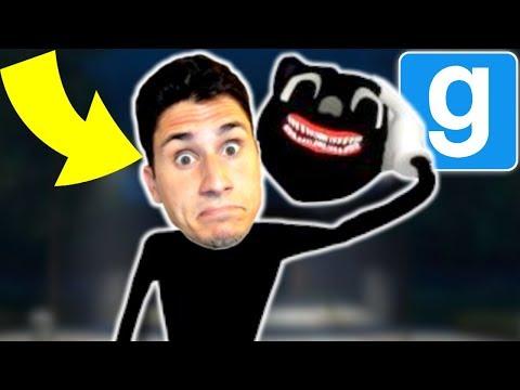 I BECAME CARTOON CAT! | Funny Gmod Gameplay