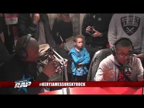 Kery James 'L'impasse' feat Béné en live #PlanèteRap