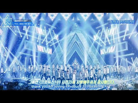 [ENG] Produce 101 Season 2 | 101 Behind | Final Live Broadcast Behind the Scenes