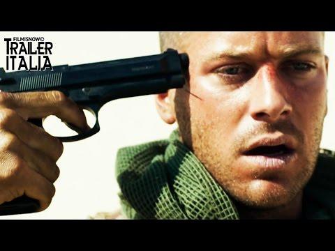 MINE - Armie Hammer deve evitare di saltare in aria nell'adrenalinico trailer italiano
