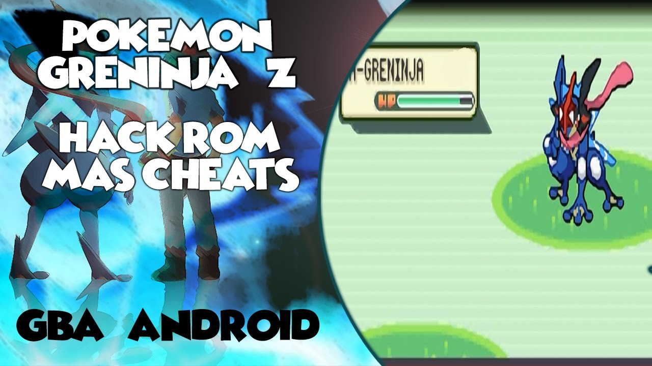 how to make a pokemon rom hack on android