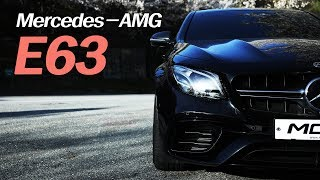 Mercedes AMG E63 공도&서킷 리뷰 (Feat.김범훈)