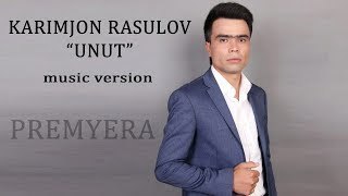 Karimjon Rasulov xit tarona Premyerasi.
