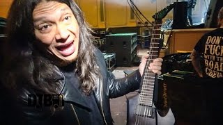 Death Angel's Rob Cavestany - GEAR MASTERS Ep. 108