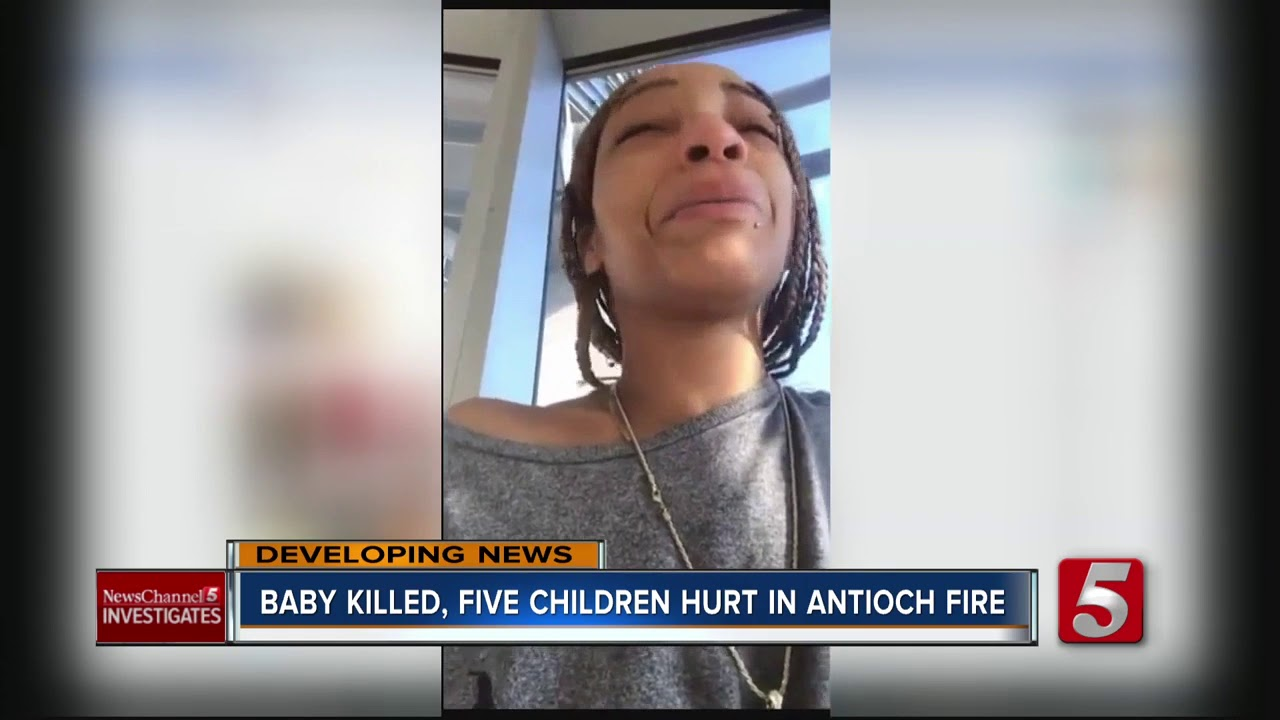Apartment Fire Kills Baby & Injures 4 Kids While Moms Were
