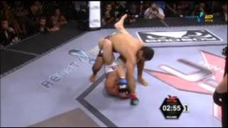 Marcelo Rojo Vs  Fernandinho Vieira - XFC International 1 - 08/02/2014