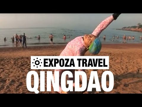 Qingdao Beach (China) Vacation Travel Video Guide