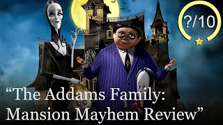 The Addams Family: Mansion Mayhem Review [PS4, Switch, Xbox One, Stadia, & PC] (Video Game Video Review)
