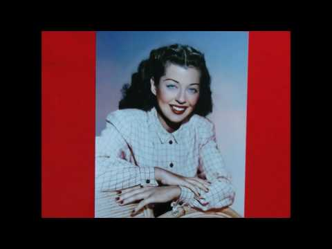 """GAIL RUSSELL TRIBUTE #64-""""NATIONAL ENQUIRER INTERVIEW, PART 7"""""""