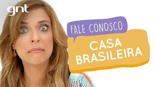 Expectativa vs. Realidade com Casa Brasileira   #14   Fale Conosco   Júlia Rabello