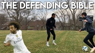 THE ART OF DEFENDING - HOW TO DEFEND IN FOOTBALL - EVERYTHING YOU NEED TO KNOW