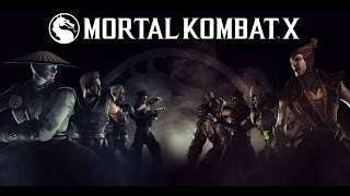 Mortal Kombat X GMV (Смертельная Битва 10 Клип)