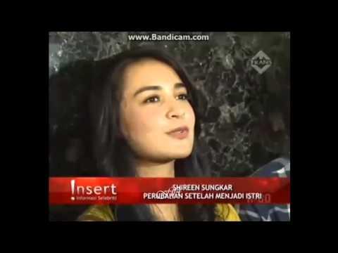 Teuku Wisnu & Shireen Sungkar @ !nsert Siang ~ 03/12/13