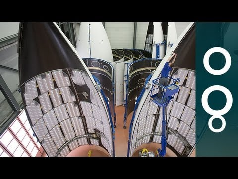 Rocket Science: Exclusive look inside Ariane 5 factory - Space