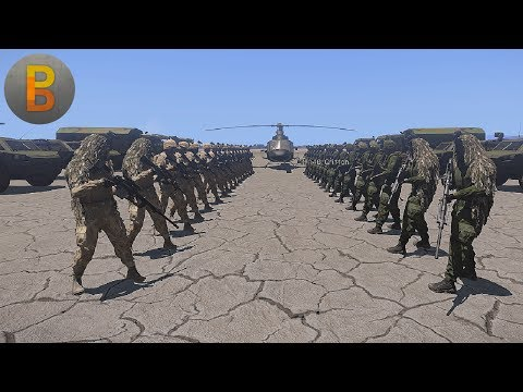ArmA 3 - Canadian Armed Forces Mod - Showcase