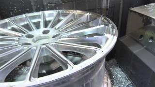 Изготовление индивидуального проекта кованых дисков Gold X5M   smotra ru