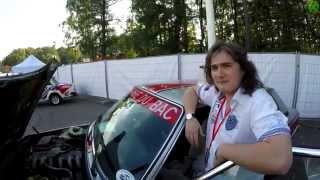BMW 528i (e12) на фестивале Стиля и Скорости (4k, 3840x2160)