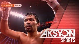 Manny Pacquiao, wagi via unanimous decision laban kay Adrien Broner