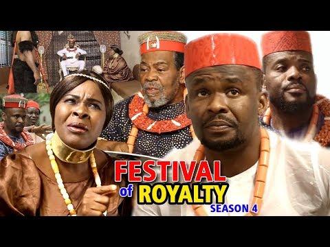 Festival Of Royalty Season 4 - (Zubby Michael) 2018 Latest Nigerian Nollywood Movie Full HD thumbnail
