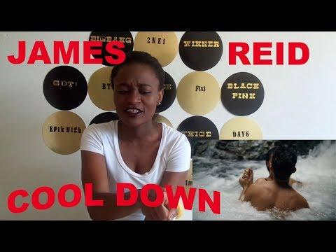 James Reid - Cool Down MV REACTION