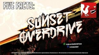 Five Facts - Sunset Overdrive   Rooster Teeth