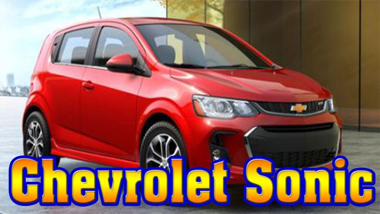 2018 Chevrolet (chevy)Sonic-2018 Chevrolet Sonic hatchback ...