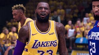 Los Angeles Clippers vs. Los Angeles Lakers - 2020 NBA Conf. Finals! - Game 7 - Full Gameplay