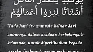 Qs 996 Surah 99 Ayat 6 Qs Al Zalzalah Tafsir Alquran