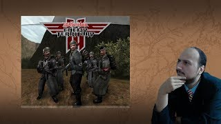 """Gaming History: Wolfenstein Enemy Territory """"The multiplayer game of a generation"""""""