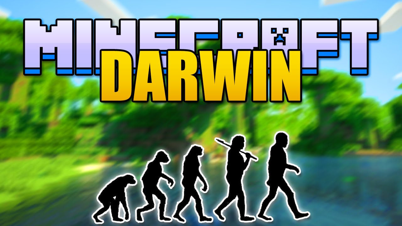 Скачать мод darwin mod на майнкрафт 1.7.10