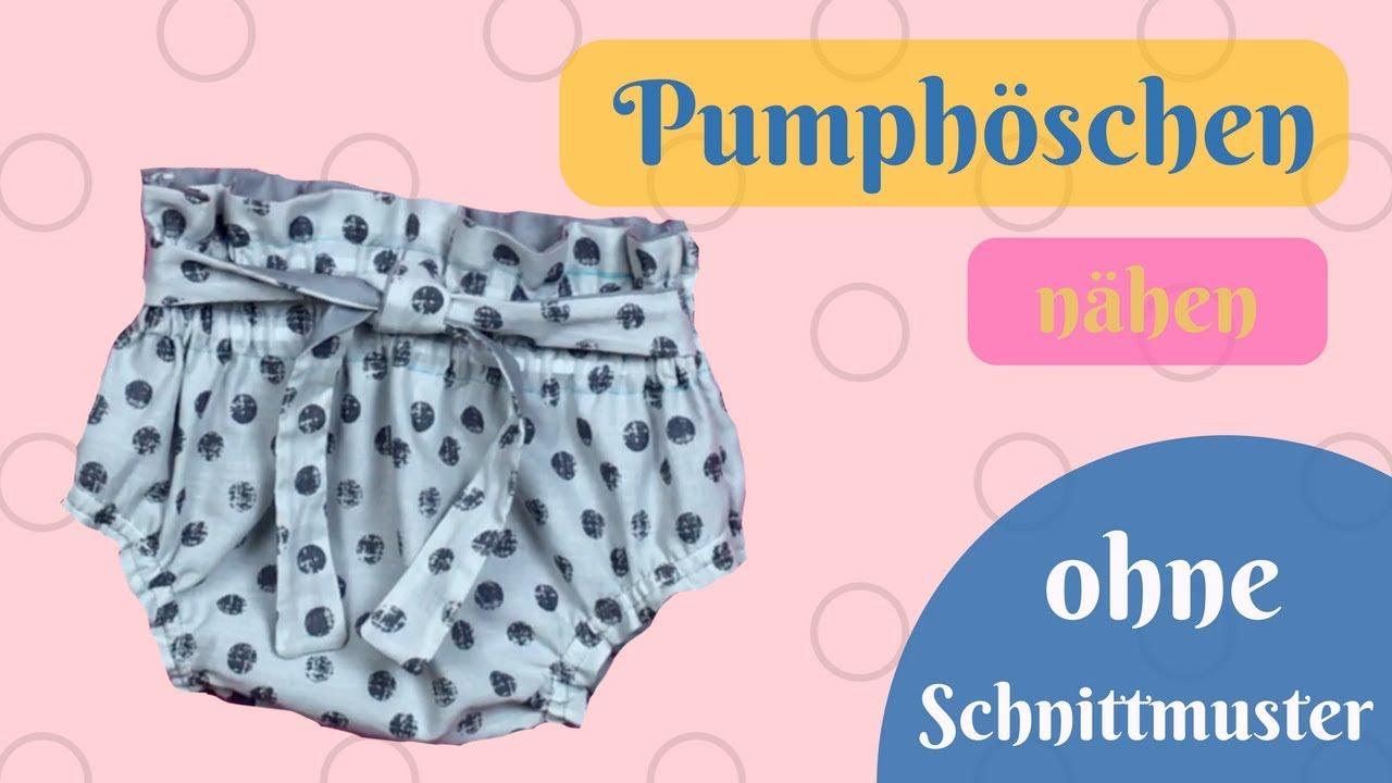 online zu verkaufen hübsch und bunt letzte Veröffentlichung Kurze Hose / kurze Pumphose /OHNE Schnittmuster nähen-Schritt für Schritt  Nähanleitung für Anfänger