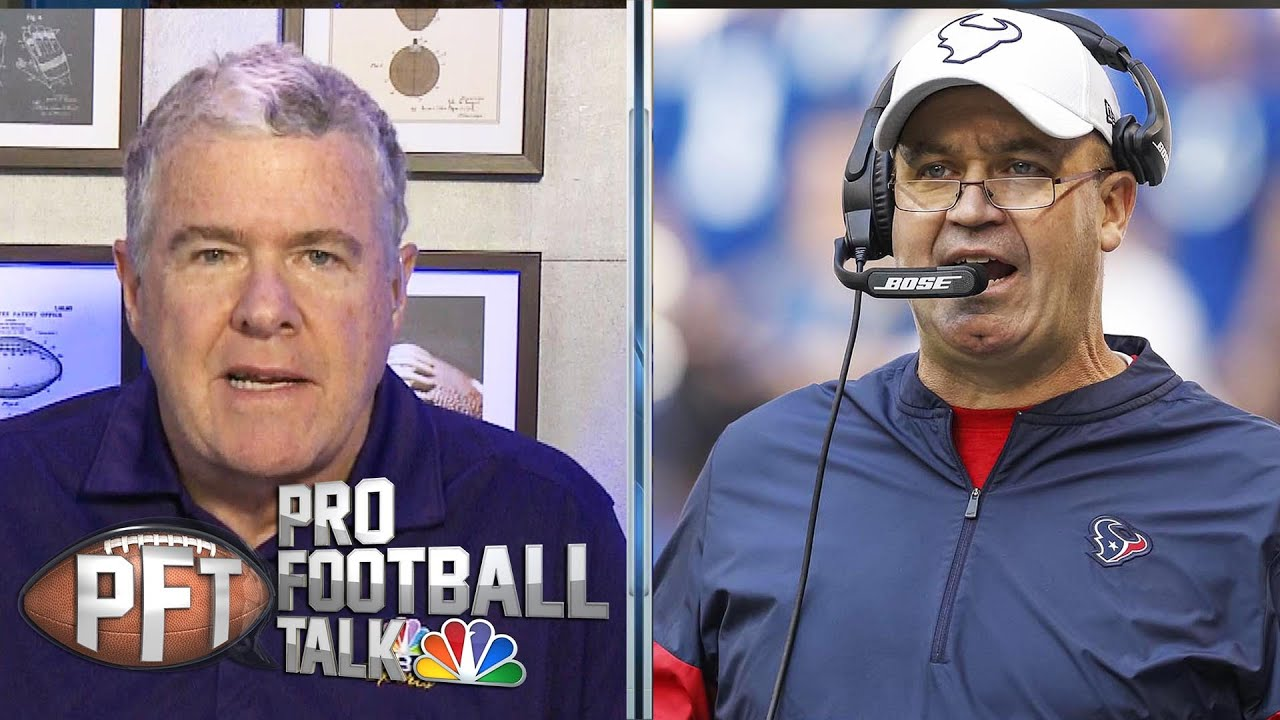 What Peter King learned from observing Texans' training camp | Pro Football Talk | NBC Sports